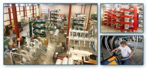 Ryson International Manufacturing Plant