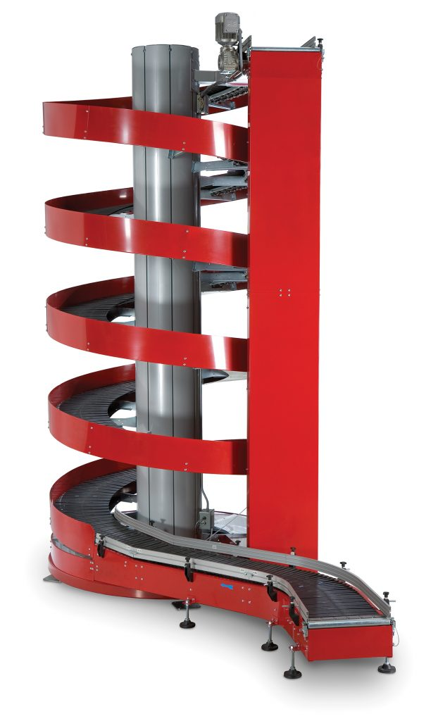 Ryson Unit Load Spiral Conveyor