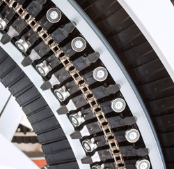 Spiral Conveyor Slat Design