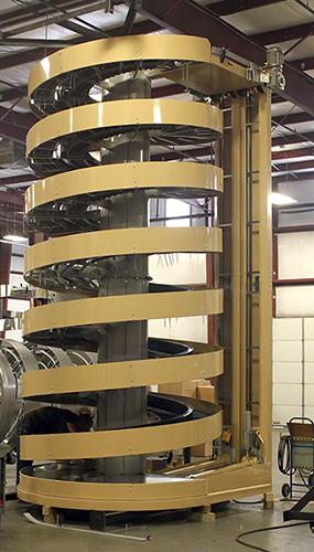 Ryson Dual Track Spiral Conveyor