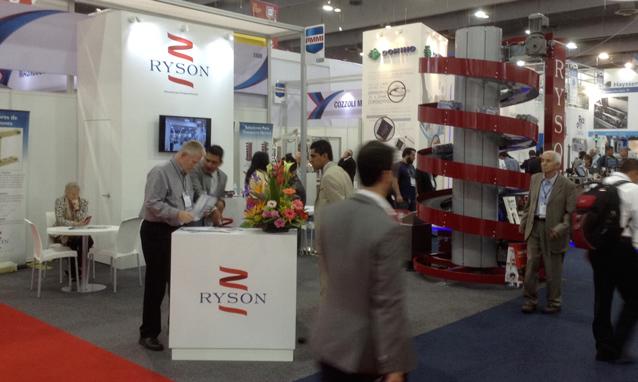 Ryson at ExpoPack Mexico City