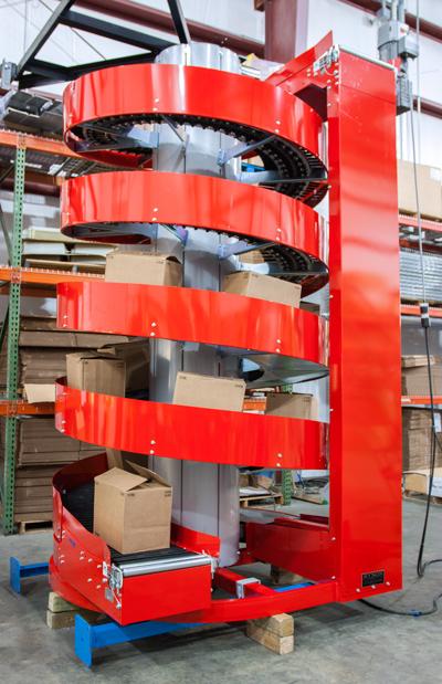 Ryson Heavy Spiral for the Bottling Industry