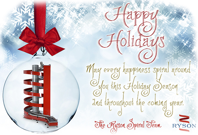Ryson Holiday Wishes