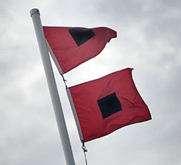 Hurricane Flag