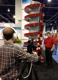 Ryson introduced three new products a Pack Expo in Las Vegas