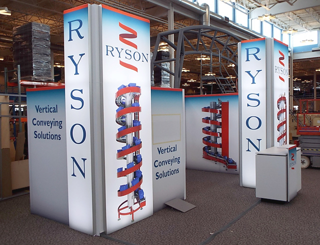New Ryson Booth