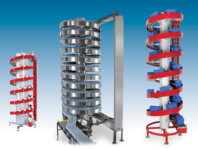 Ryson Vertical Conveying