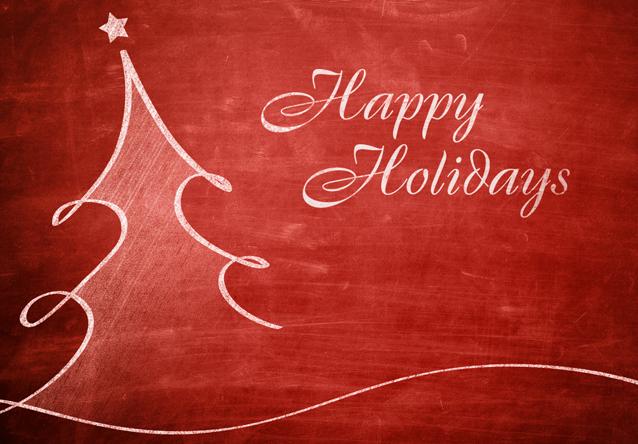 Happy Holidays from Ryson