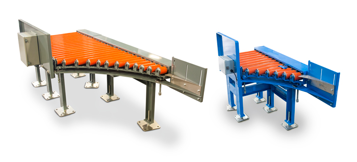 Ryson Induction and Divert Conveyor
