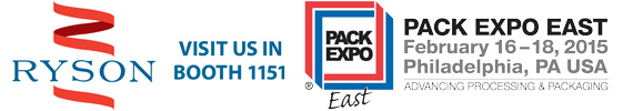 Ryson at Pack Expo East