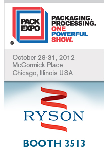 Ryson at Pack Expo 2012