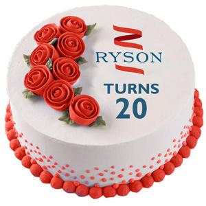 Ryson's 20th Anniversary