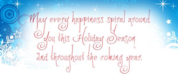 Ryson Holiday Greetings