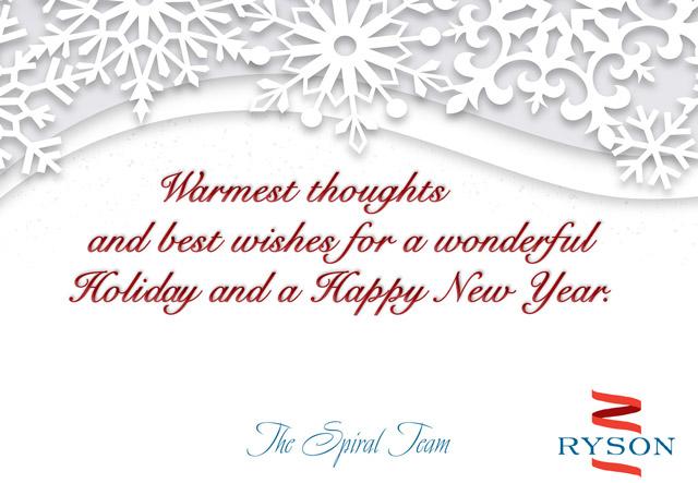 Ryson Holiday