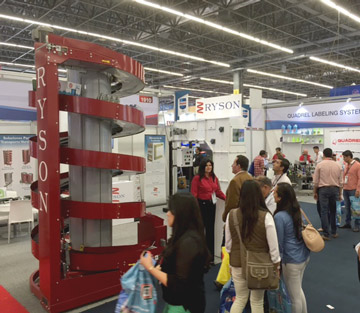 Ryson At ExpoPack 17