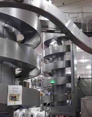 Ryson Spirals at Unilever