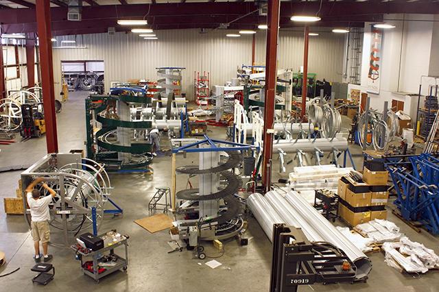 Ryson Manufacturing Plant