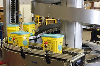 Ryson High Capacity Vertical Spiral Conveyor