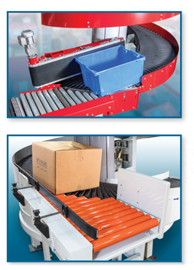 Ryson Induction and Divert Conveyors