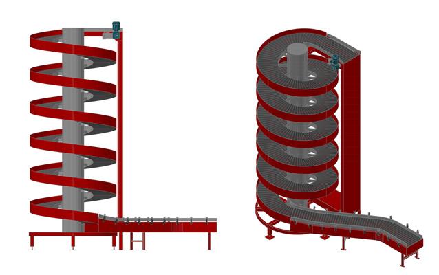 Ryson 3D Spiral Blocks