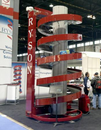 Ryson Red Spiral