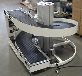 Ryson Short Spiral Conveyor