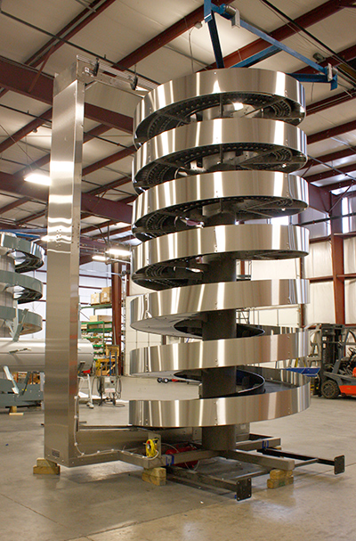 Ryson Stainless Steel Spiral for Freezer Application