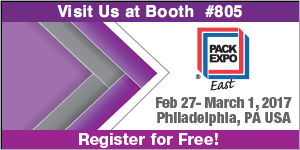 Register for Pack Expo FREE!