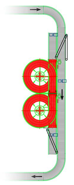 dynamic vertical buffer