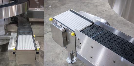 micro pitch conveyor