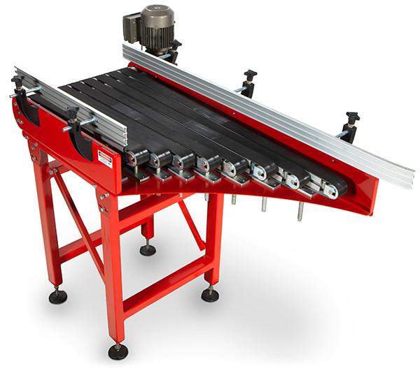 ryson induction level conveyor