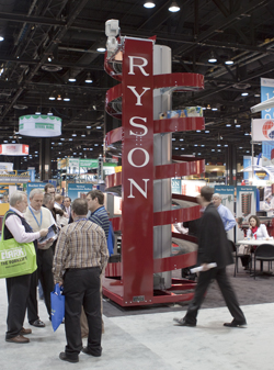 Ryson Booth at Promat 2011