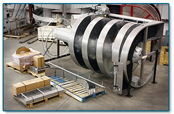 Ryson Shipping a repurpose spiral