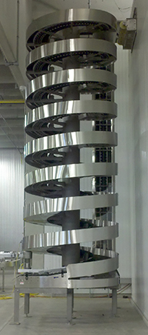 tall ryson Stainless wash-down Spiral