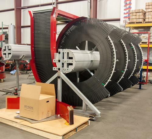 Ryson Large Spiral Shipping