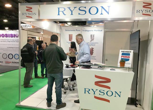 Ryson Trade Show