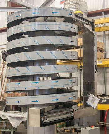 Ryson Stainless Steel Hybrid Narrow Trak Spiral