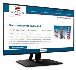 Ryson Spanish Website Image