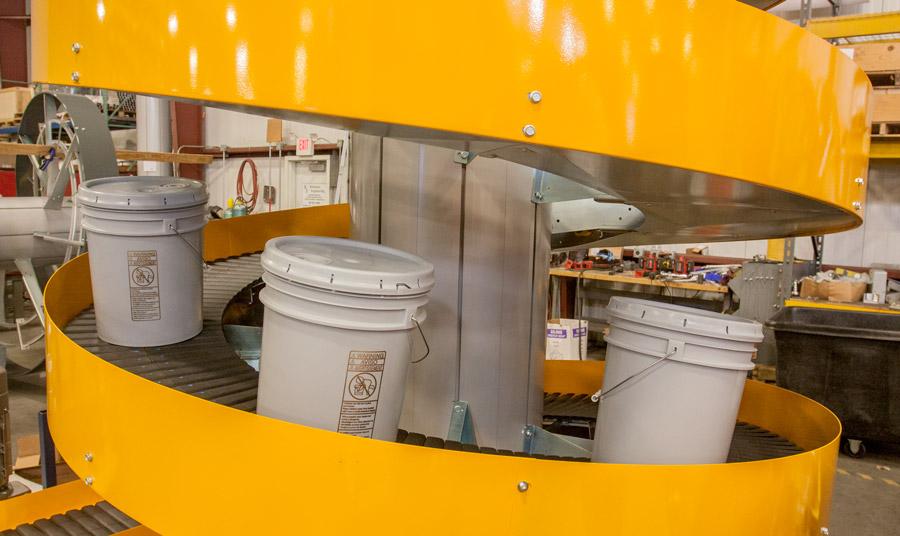 Heavy Duty Ryson Spiral Handling 5 Gallon Paint Buckets
