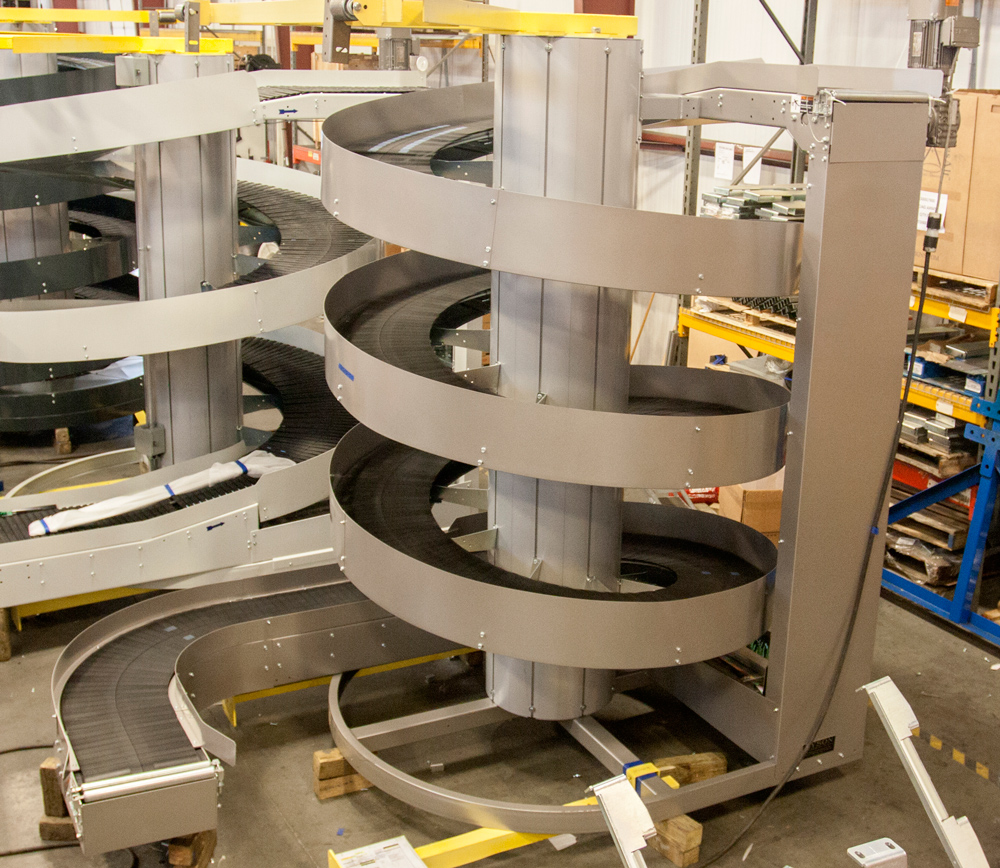 Custom Ryson Spirals can Help Reduce Implementation Costs