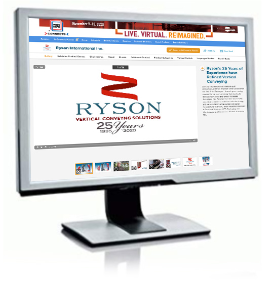 View Ryson's Pack Expo Demos Still Available