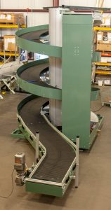 Ryson CE-X configuration for ideal plant layout design