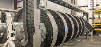 Ryson Spiral in Manufacturing