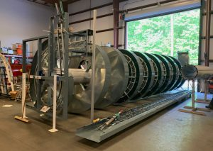 Ryson High Capacity Model Spiral Assembly