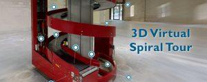 Ryson Spiral Conveyor 3D Virtual Tour