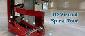 3D Spiral Tour