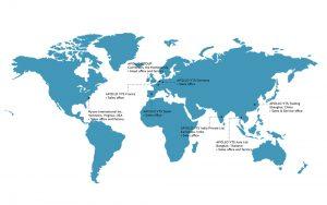 Apollo World Map